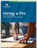 hiring a pro