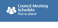 Council Meeting Schedule